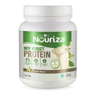 Nouriza My First Protein,  2.2 lb  Vanilla