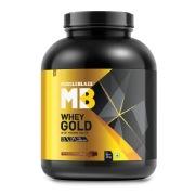 MuscleBlaze Whey Gold Protein,  4.4 lb  Dark Choco Passion