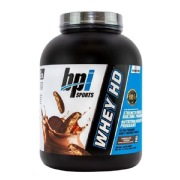 BPI Sports Whey-HD Ultra Premium,  4.2 lb  Chocolate Cookie