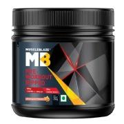 MuscleBlaze Pre Workout Ripped,  0.55 lb  Fruit Splash