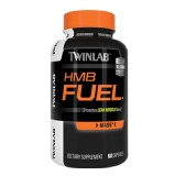 TWINLAB HMB Fuels,  Unflavoured  60 Capsules