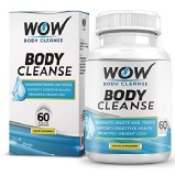 WOW Body Cleanse,  60 Veggie Capsule(s)