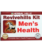 Herbal Hills Revivehills Kit (Revivehills,Ashwagandhahills,Muslihills),  3 Piece(s)/Pack