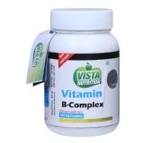 Vista Nutrition Vitamin B-Complex,  Unflavoured  240 Capsules
