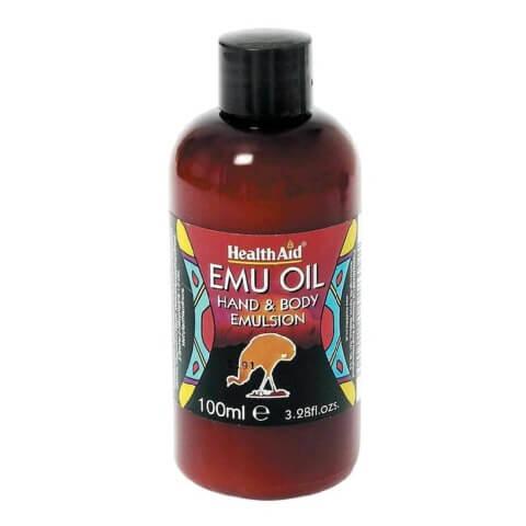 HealthAid Emu Oil,  100 ml