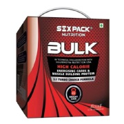Six Pack Nutrition Bulk,  8.8 lb  American Ice Cream