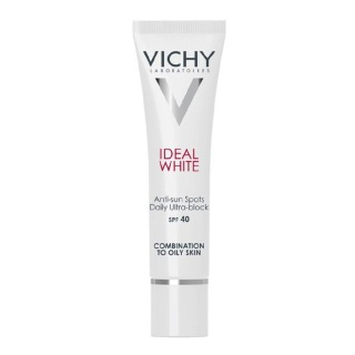 Vichy Ideal White SPF 40,  30 ml  Anti Sun Spot Daily