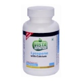 Vista Nutrition Lycopene With Calcium,  30 Capsules