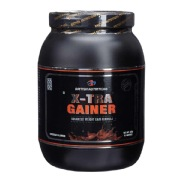 British Nutritions X-Tra Gainer,  Chocolate  1.1 lb