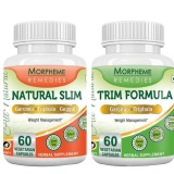 Morpheme Remedies Natural Slim + Trim Formula,  120 Capsules