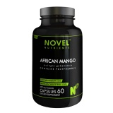 Novel Nutrients African Mango (400mg),  60 Capsules