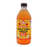 Bragg Apple Cider Vinegar,  0.473 L  Unflavoured