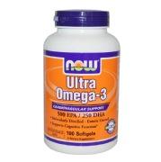 Now Ultra Omega-3,  180 softgels