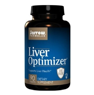 Jarrow Formulas Liver Optimizer,  90 tablet(s)