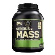 ON (Optimum Nutrition) Serious Mass,  6 lb  Chocolate