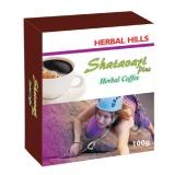 Herbal Hills Shatavari Plus Herbal Coffee,  100 G  Unflavoured