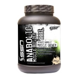 SSN Anabolic Muscle Builder XXXL,  Vanilla  5.5 lb