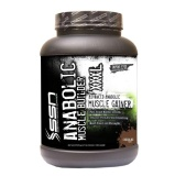SSN Anabolic Muscle Builder XXXL,  Chocolate  5.5 lb