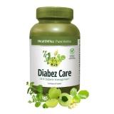 HealthViva Pure Herbs Diabez Care,  60 Capsules
