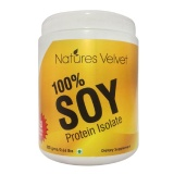 Natures Velvet 100 % Soy Protein Isolate,  0.66 Lb  Unflavoured