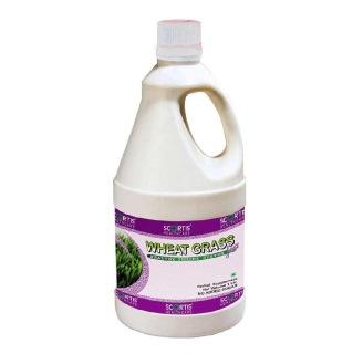 Scortis Wheat Grass Juice,  Natural  1 L