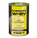 Sharrets 100% Whey Protein,  0.44 Lb  Unflavoured
