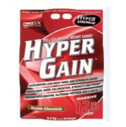 Hyper Strength Hyper Gain,  12 lb  Chocolate