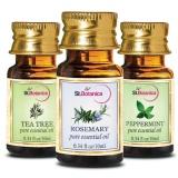 St.Botanica Pure Essential Oil,  30 Ml  Tea Tree + Rosemary + Peppermint