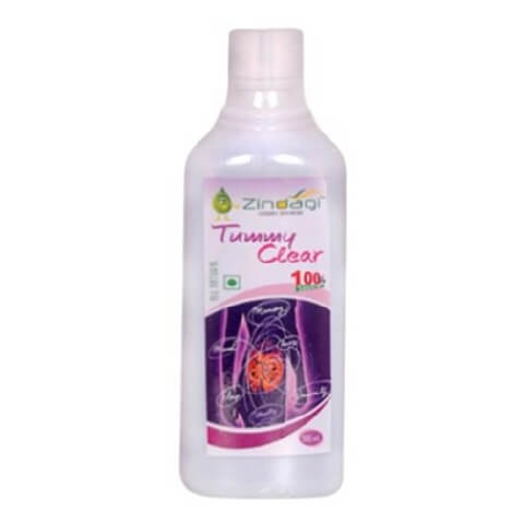Zindagi Tummy Clear,  0.5 L
