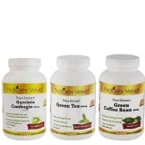 Natures Velvet Fat Burner Combo,  60 Veggie Capsule(s)  Pack Of 3