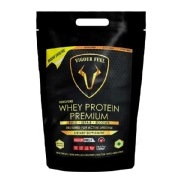 Vigour Fuel 100% Whey Protein Premium,  5 lb  Banana Smoothie