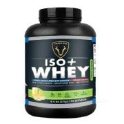 Vigour Fuel Iso Plus Whey Protein,  4.4 lb  Banana Smoothie
