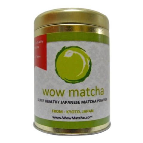 Wow Matcha Premium Grade Matcha Powder,  100 g  Natural
