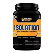 Protein Scoop Isolation,  2 lb  Chocolate