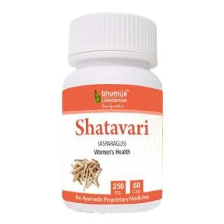 Bhumija Shatavari,  60 capsules