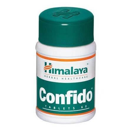 Himalaya Confido,  60 capsules/pack