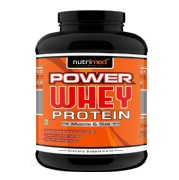 Nutrimed Power Whey Protein,  5 lb  Chocolate