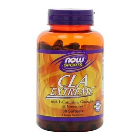 Now CLA Extreme with L-Carnitine,  90 softgels