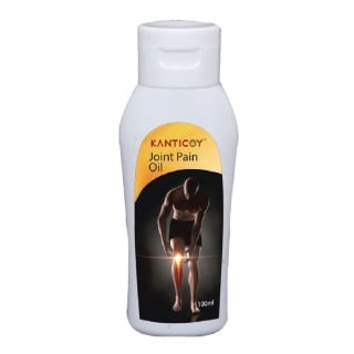 Kanticoy Joint Pain Oil (Pack of 4),  100 ml