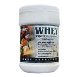 Nutrix Whey Protein Powder,  1.1 Lb  Chocolate