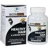 Biosys Biotin Gold,  60 veggie capsule(s)