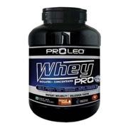 Proleo Whey Pro,  4.4 lb  Vanilla