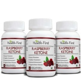 Health First Raspberry Ketones (Pack Of 3),  60 Veggie Capsule(s)