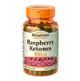 Sundown Naturals Raspberry Ketones (100 Mg),  60 Capsules