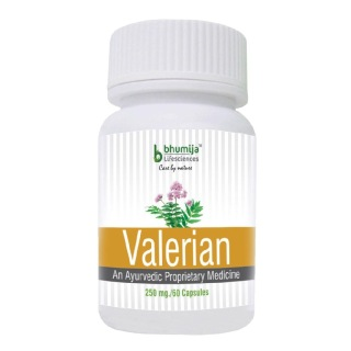 Bhumija Valerian,  60 capsules