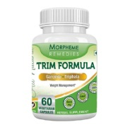Morpheme Remedies Trim Formula (with Garcinia),  60 capsules  Unflavoured