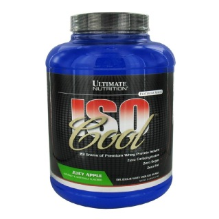 Ultimate Nutrition Iso Cool,  5 lb  Apple Juicy  </h1 available at Healthkart for Rs.7999
