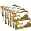 GAIA Multi-Grain Cookies (Pack of 10),  Unflavoured  200 g