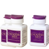 Morning Mist Hair Growth Nutrition (Pack Of 2) + Anti Aging,  3 Piece(s)/Pack