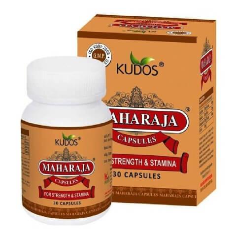Kudos Ayurveda Maharaja Capsules,  30 capsules